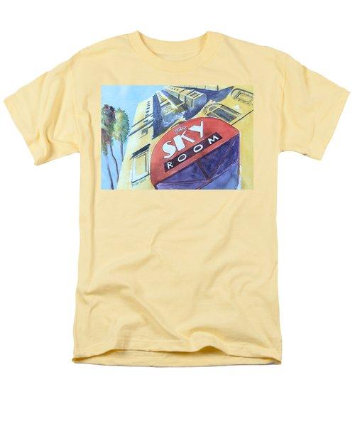 The Sky Room Men's T-Shirt  (Regular Fit) by Debbie Lewis