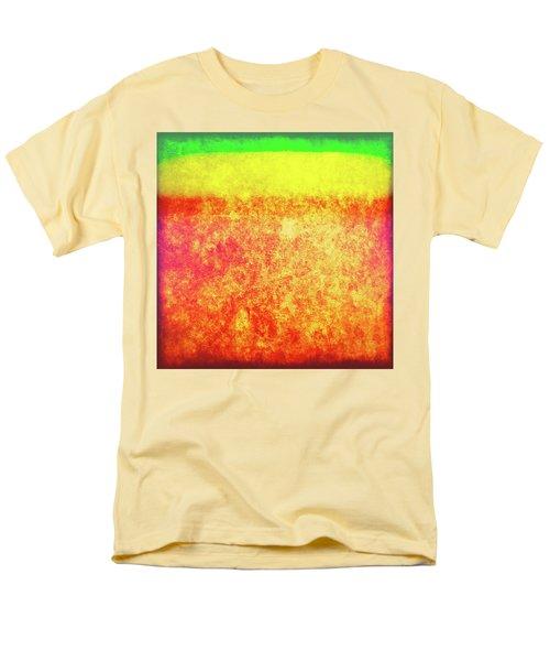 After Rothko 8 Men's T-Shirt  (Regular Fit)