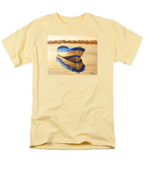 Lake Men's T-Shirt  (Regular Fit)
