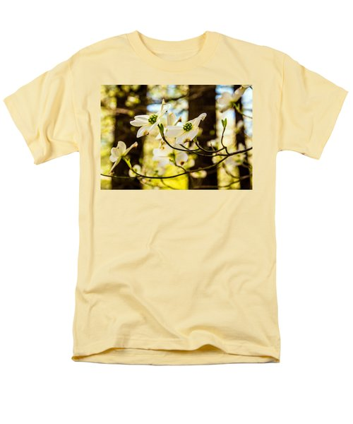 Men's T-Shirt  (Regular Fit) featuring the photograph Dogwood Day Afternoon by John Harding