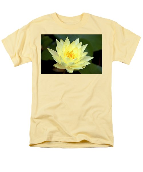 Lily Men's T-Shirt  (Regular Fit) by Jerry Cahill
