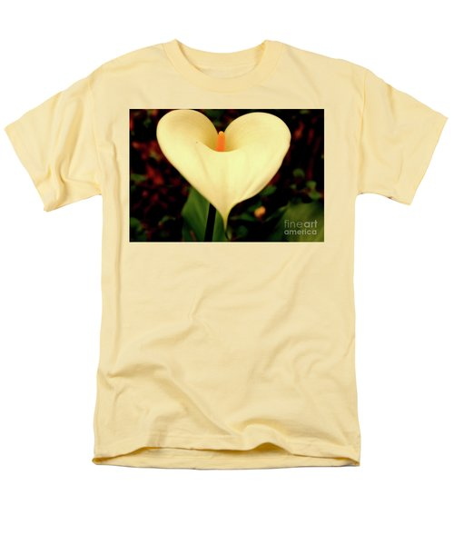 Lily Of The Valley Men's T-Shirt  (Regular Fit) by Cassandra Buckley
