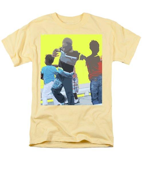 Play Men's T-Shirt  (Regular Fit) by Ian  MacDonald