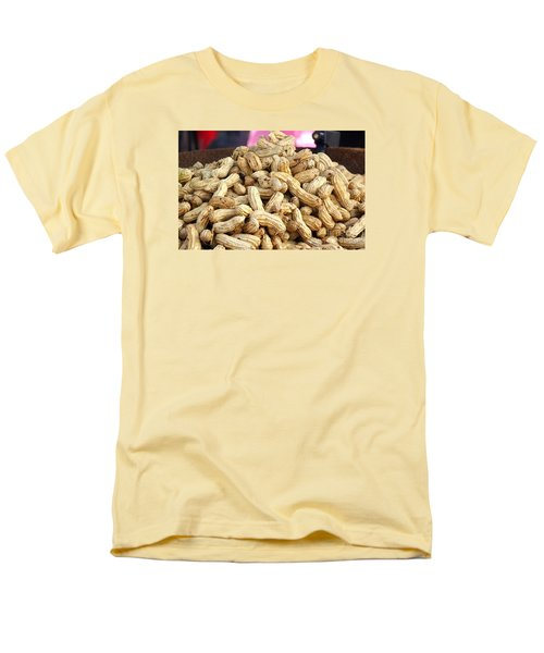 Steamed Peanuts Men's T-Shirt  (Regular Fit)