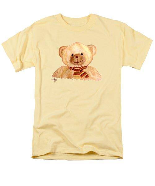 Cuddly Bear Men's T-Shirt  (Regular Fit)