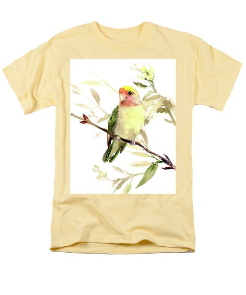 Lovebird Men's T-Shirt  (Regular Fit) by Suren Nersisyan