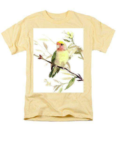 Lovebird Men's T-Shirt  (Regular Fit)