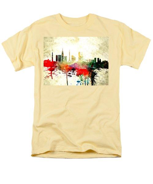 Tokyo Men's T-Shirt  (Regular Fit) by Daniel Janda