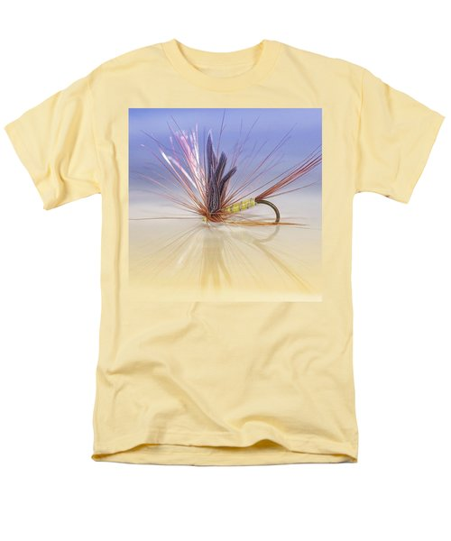 A Trout Fly (greenwell's Glory) Men's T-Shirt  (Regular Fit) by John Edwards