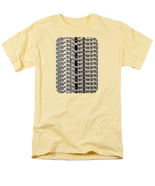 Men's T-Shirt  (Regular Fit) featuring the photograph A Work In Progress by Ethna Gillespie
