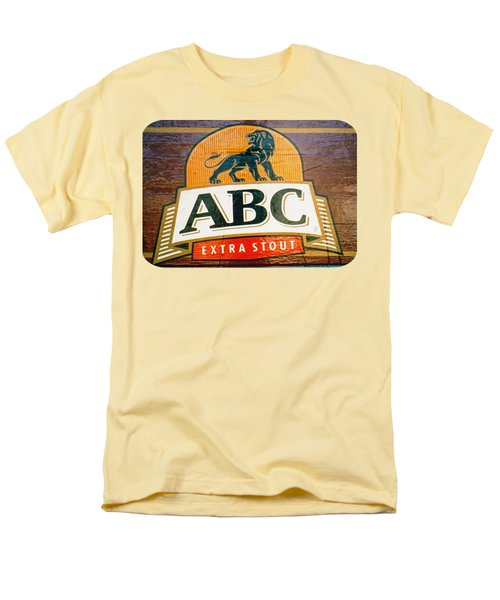 Men's T-Shirt  (Regular Fit) featuring the photograph Abc Stout by Ethna Gillespie