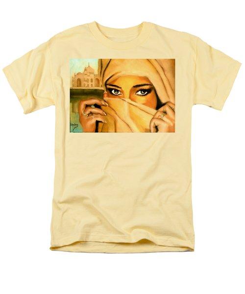 Al-andalus-3 Men's T-Shirt  (Regular Fit) by Manuel Sanchez