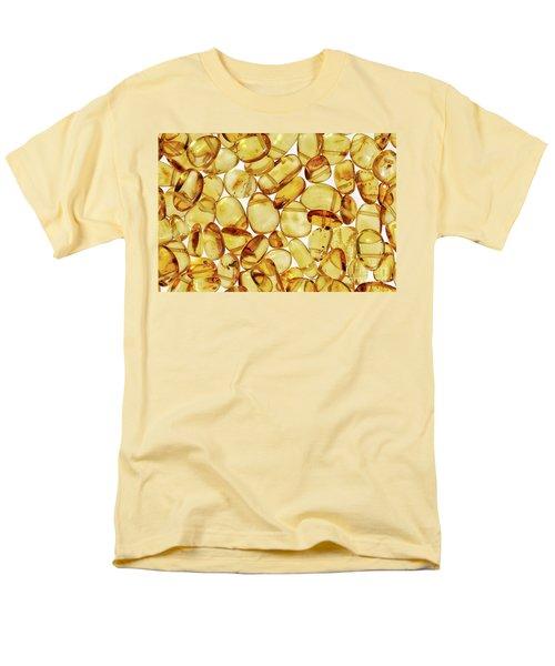 Amber #2h2a0902 Men's T-Shirt  (Regular Fit) by Andrey Godyaykin