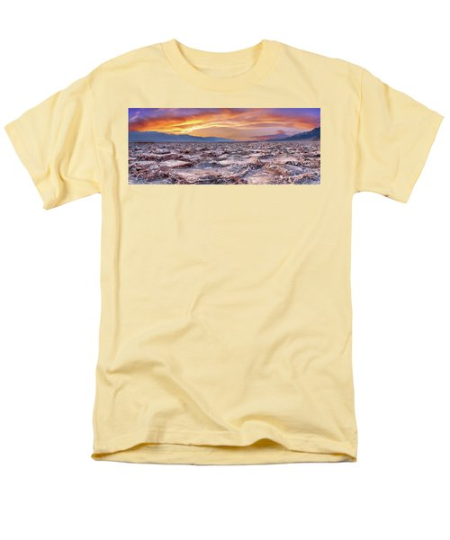 Men's T-Shirt  (Regular Fit) featuring the photograph Arid Delight by Az Jackson