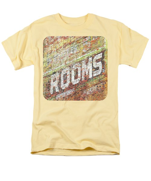 Men's T-Shirt  (Regular Fit) featuring the photograph Rooms by Ethna Gillespie