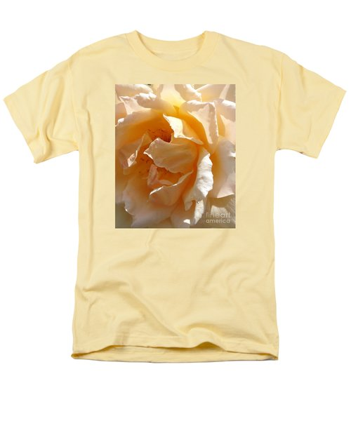 August Rose 1 Men's T-Shirt  (Regular Fit) by Fred Wilson