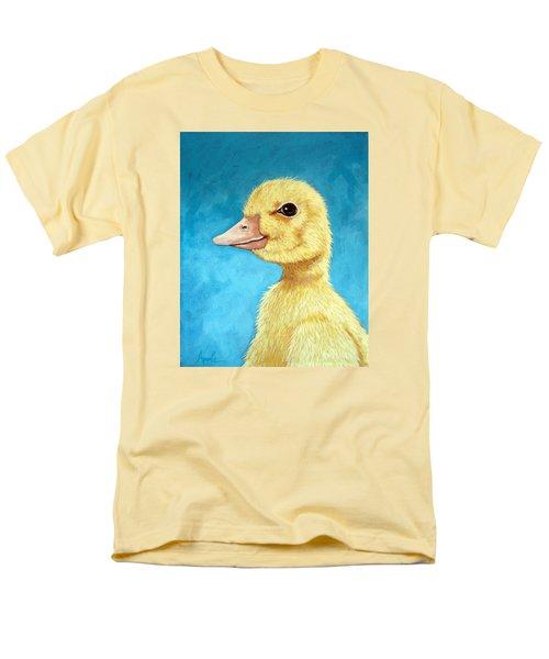 Baby Duck - Spring Duckling Men's T-Shirt  (Regular Fit)