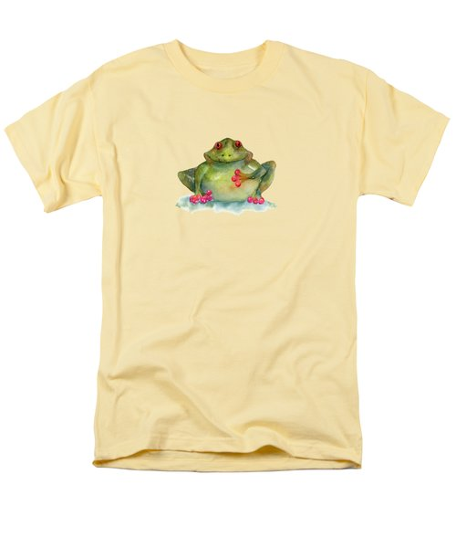 Be Still My Heart Men's T-Shirt  (Regular Fit) by Amy Kirkpatrick