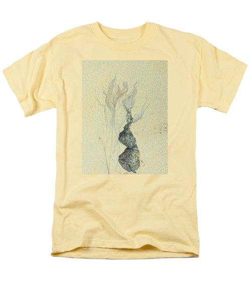 Beach Sand 3 Men's T-Shirt  (Regular Fit) by Marcia Lee Jones