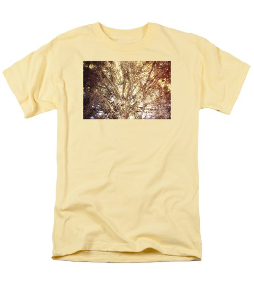 Beauty And The Branches Men's T-Shirt  (Regular Fit) by Janie Johnson
