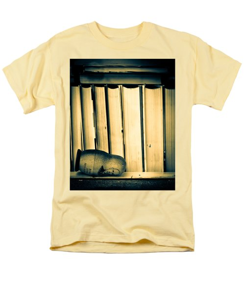 Being John Malkovich Men's T-Shirt  (Regular Fit) by Bob Orsillo