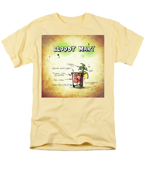 Bloody Mary Men's T-Shirt  (Regular Fit) by Movie Poster Prints