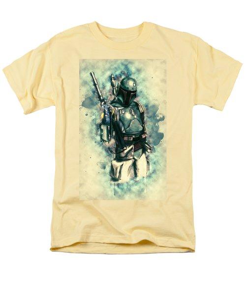 Boba Fett Men's T-Shirt  (Regular Fit) by Taylan Apukovska