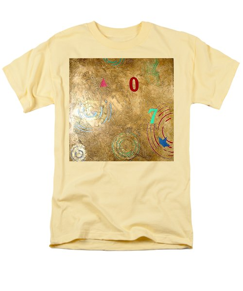 Boogie 7 Men's T-Shirt  (Regular Fit) by Bernard Goodman