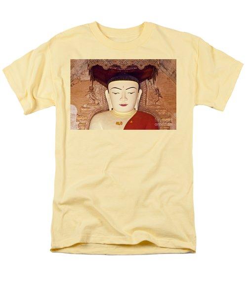 Men's T-Shirt  (Regular Fit) featuring the photograph Burma_d2085 by Craig Lovell