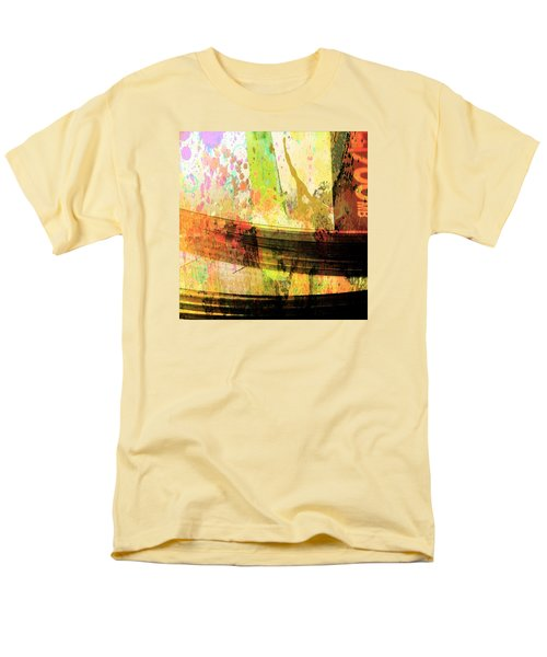 C D Art Men's T-Shirt  (Regular Fit)
