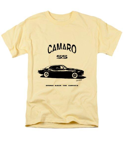 Men's T-Shirt  (Regular Fit) featuring the photograph Camaro Ss V.2 by Kim Gauge