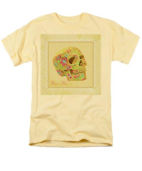 Carpe Diem Men's T-Shirt  (Regular Fit) by Olga Hamilton
