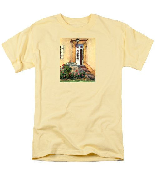 Chateau Le Pinacle Men's T-Shirt  (Regular Fit) by Jill Musser