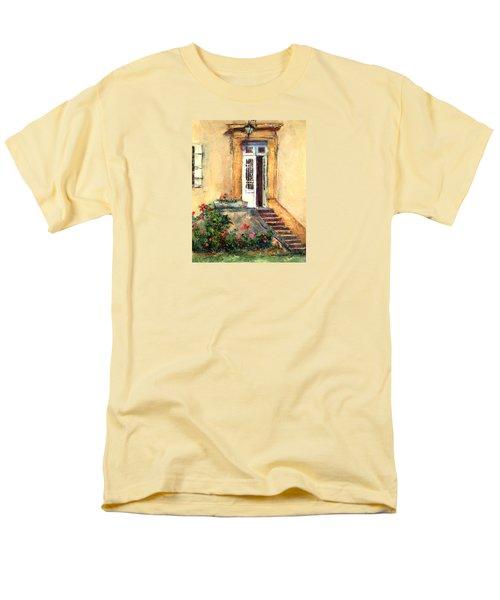 Chateau Le Pinacle Men's T-Shirt  (Regular Fit)