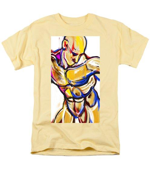 Chest Neck Study 2 Men's T-Shirt  (Regular Fit) by John Jr Gholson