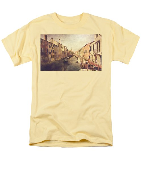 Chioggia Men's T-Shirt  (Regular Fit) by Vittorio Chiampan