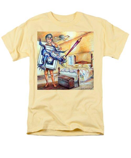 Closet Artist Men's T-Shirt  (Regular Fit)