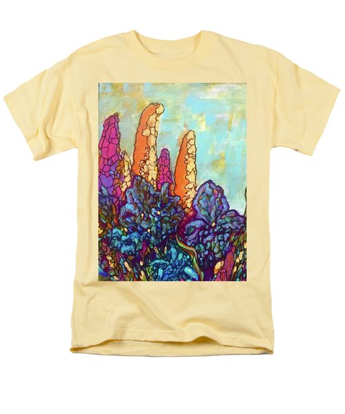 Colorwild Men's T-Shirt  (Regular Fit) by Rae Chichilnitsky