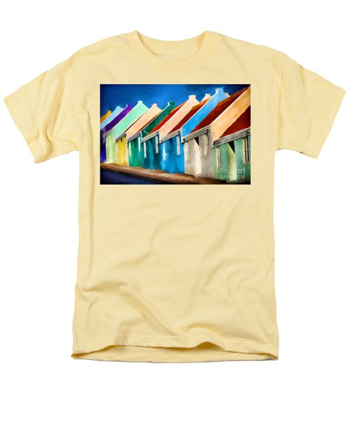 Men's T-Shirt  (Regular Fit) featuring the photograph Coloured by Jim  Hatch