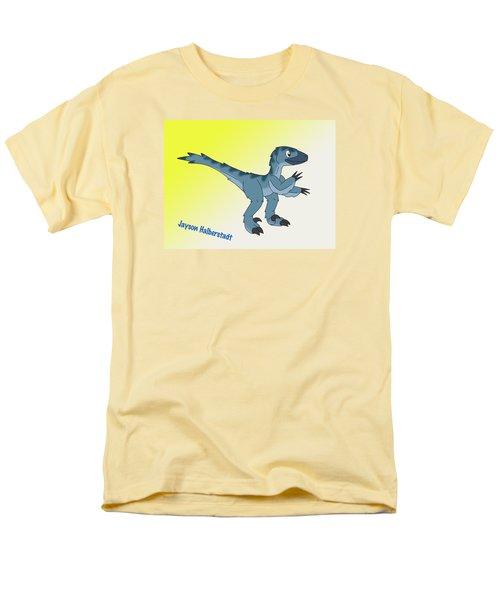 Cory The Raptor Men's T-Shirt  (Regular Fit)