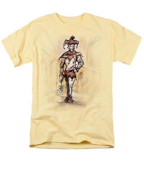 Court Jester Men's T-Shirt  (Regular Fit) by Kevin Middleton
