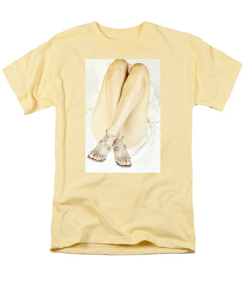 Men's T-Shirt  (Regular Fit) featuring the photograph Crossed by Marat Essex