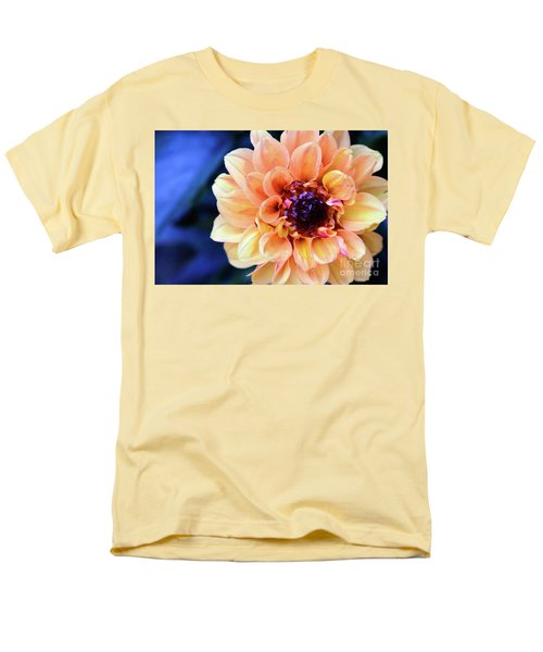 Dahlia Beauty Men's T-Shirt  (Regular Fit) by Debby Pueschel