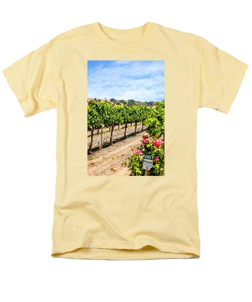 Days Of Vines And Roses Men's T-Shirt  (Regular Fit) by Chris Smith