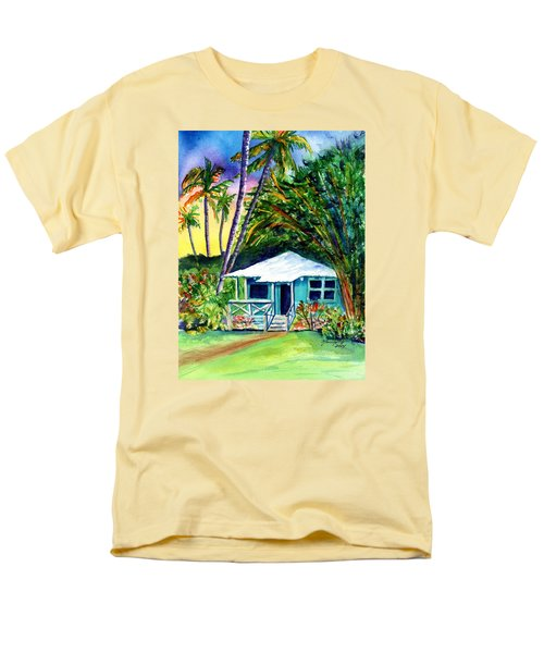 Dreams Of Kauai 2 Men's T-Shirt  (Regular Fit) by Marionette Taboniar