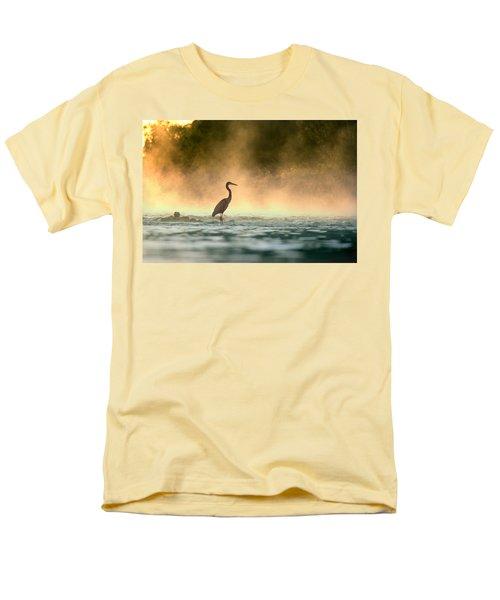 Early Bird Men's T-Shirt  (Regular Fit) by Rob Blair