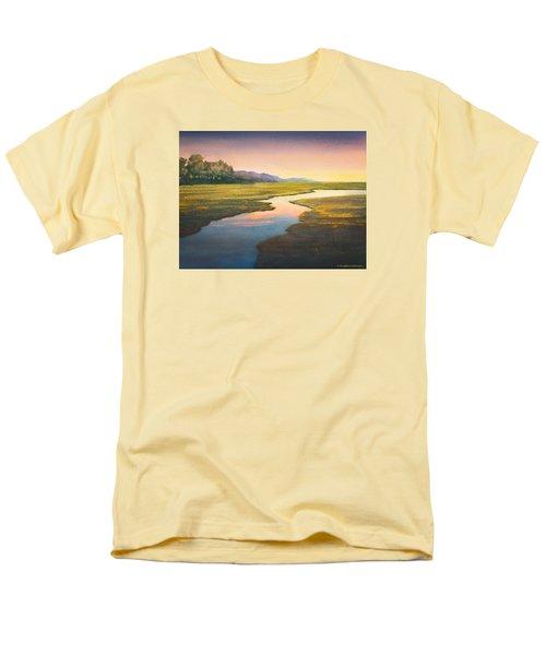 Evening Light Men's T-Shirt  (Regular Fit) by Douglas Castleman