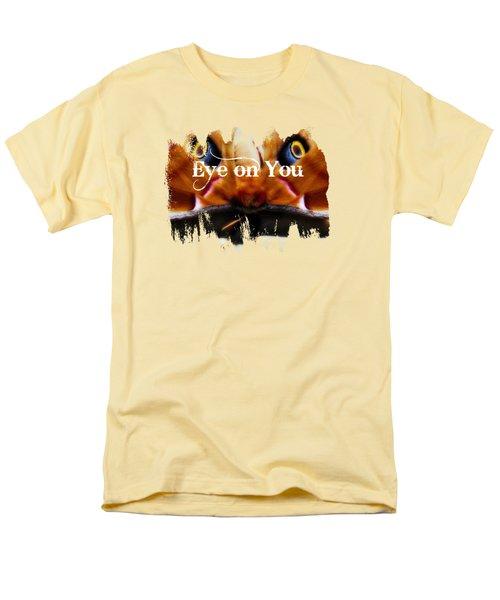 Eye On You Men's T-Shirt  (Regular Fit) by Anita Faye