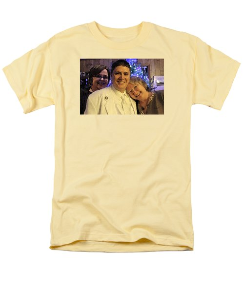 Family Men's T-Shirt  (Regular Fit) by Walter Chamberlain