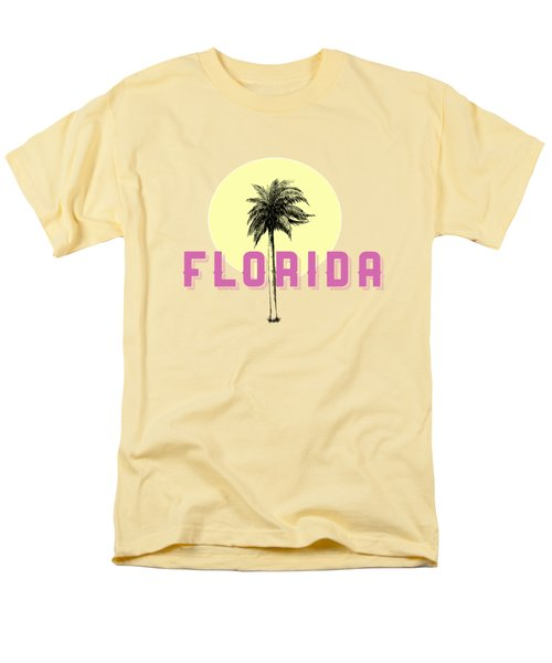 Men's T-Shirt  (Regular Fit) featuring the photograph Florida Tee by Edward Fielding